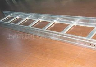 镀锌梯式桥架
